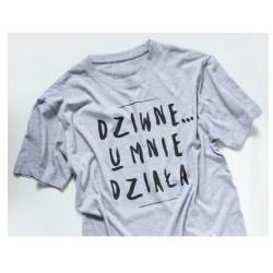 Koszulka męska - Dziwne, u mnie działa NK