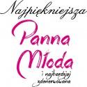 Koszulka Damska - Panna Młoda
