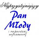 Koszulka męska - Pan Młody