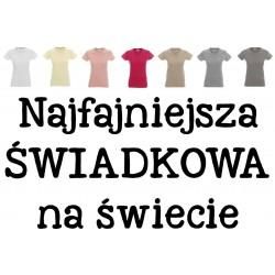 Koszulka Damska - Światkowa