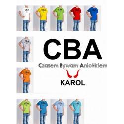 Koszulka dziecięca - CZASEM BYWAM ANIOŁKIEM 2