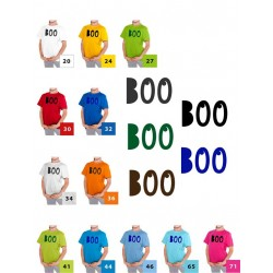 Koszulka dziecięca - BOO