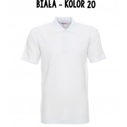 Koszulka męska - Polo cotton