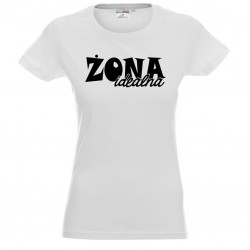 Koszulka Damska - Żona idealna