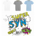 Koszulka dziecięca - Super SYN