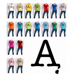 Koszulka Damska - A z ogonkiem