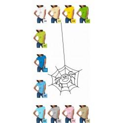 Koszulka Damska - Pajączek na pajęczynie