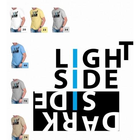 Koszulka męska - Dark Side