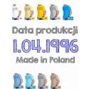 Koszulka męska - Data Produkcji