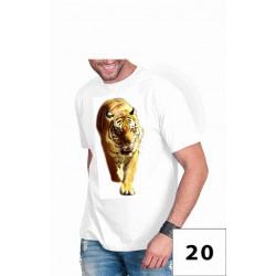 Koszulka męska - Tygrys