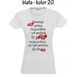 Koszulka Damska - Przyjaciółka