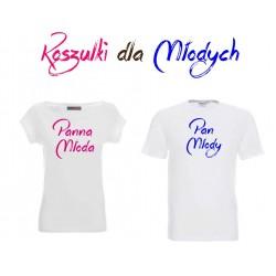 Koszulki dla Pary - Koszulki dla Młodych