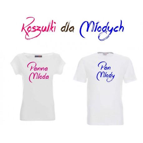 938b45f23 Koszulki dla Pary - Koszulki dla Młodych