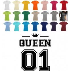 Koszulka damska - Queen 01
