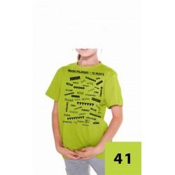 Koszulka dziecięca - Nauka Polskiego to proste
