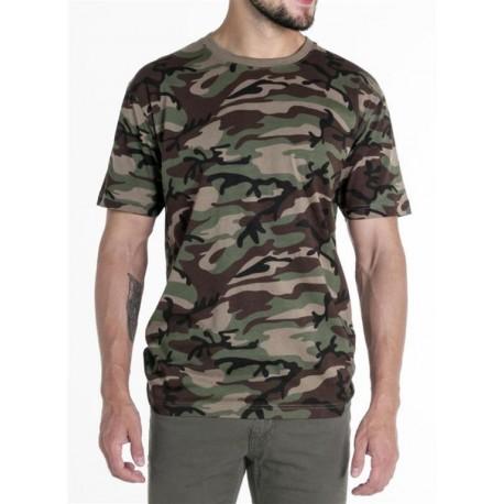 Koszulka męska - MORO