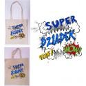 Torba z nadrukiem - SUPER dziadek torba