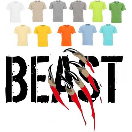 Koszulka męska - Beast
