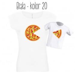 Koszulka Damska - Pizza rodzinna Geffer