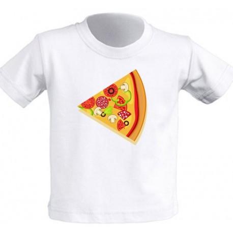 Koszulka dziecięca - Pizza rodzinna