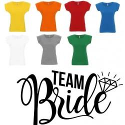 Koszulka Damska - Bride Team 1