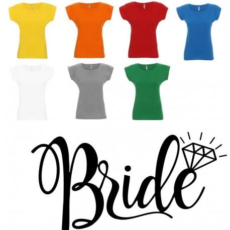Koszulka Damska - Bride 1