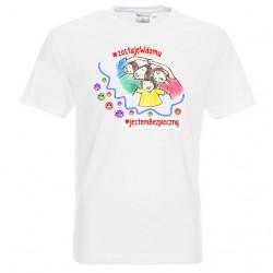 Koszulka meska - Zostaje w domu 2