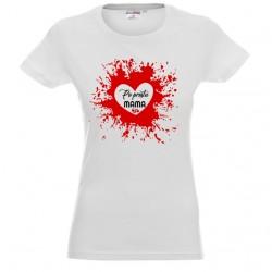Koszulka damska - Po prostu mama